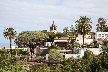 Fietsen op Tenerife