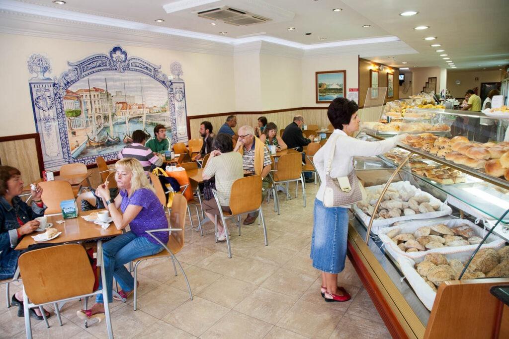 Pastelaria Rossio in Aveiro