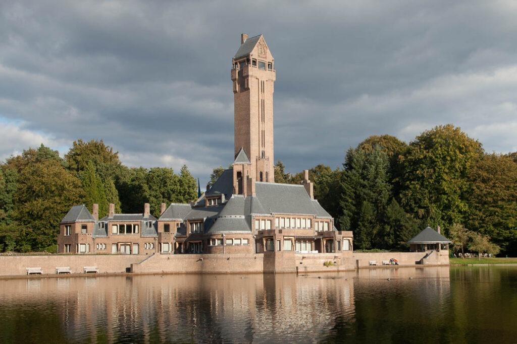 Jachthuis Sint Hubertus, Nationaal Park de Hoge Veluwe