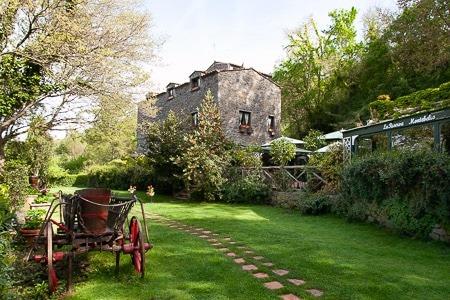 Het landgoed La Riserva Montebello